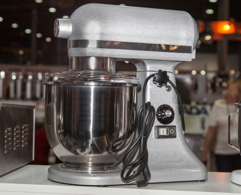 commercial mixer for your bakery