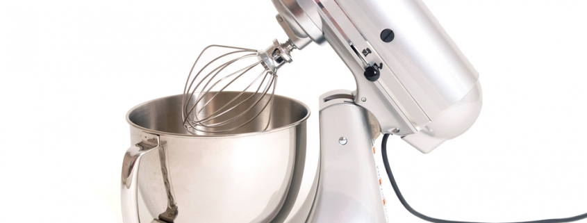 Your Electric Mixer