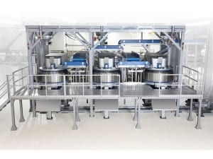 Escher Double Jacketed Mixer-2