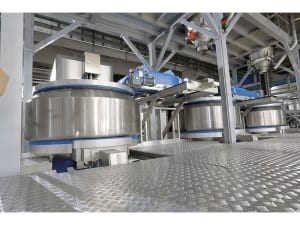 Escher Double Jacketed Mixer-5